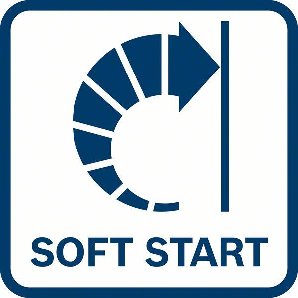 Bosch GET 75-150 meki start bez trzanja