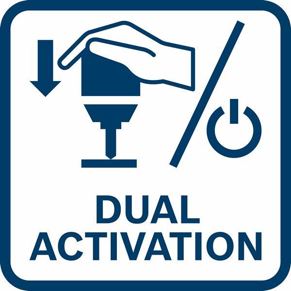 Dualna aktivacija / paljenje Bosch GO 2