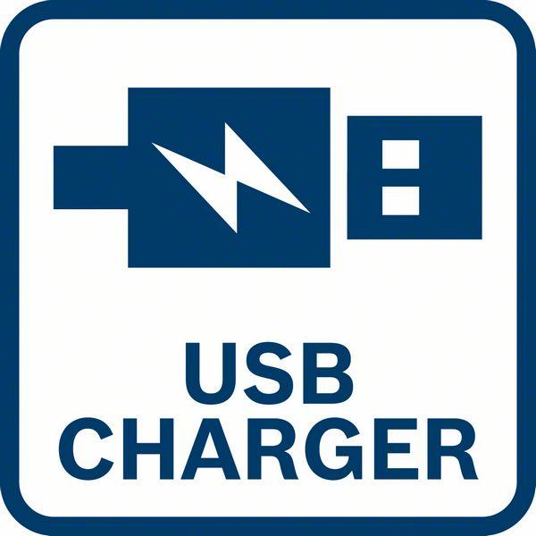 USB punjač Bosch GO 2