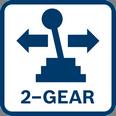 Bosch GSB 120-Li dve brzine, podešavanje obrtaja i obrtnog momenta