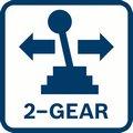 Bosch GSB 24-2 dve brzine