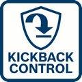 Bosch GSB 24-2 kick back kontrola