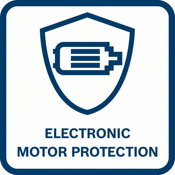 Bosch GSR 12V-30 ima EMP elektronsku zaštitu motora od preopterećenja
