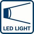 Bosch GSB 18 V-110 C LED lampa