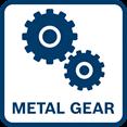 Bosch GSR 12V-15 FC metalni zupčanici