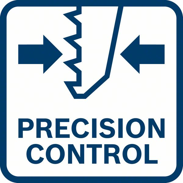 Bosch GST 160 CE kontrola preciznosti