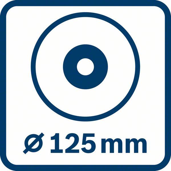Prečnik štitnika 125 mm