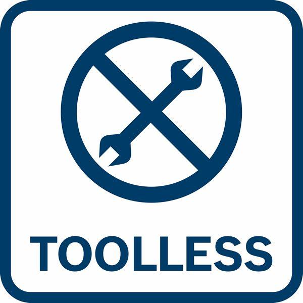 Zamena ploče bez upotrebe alata