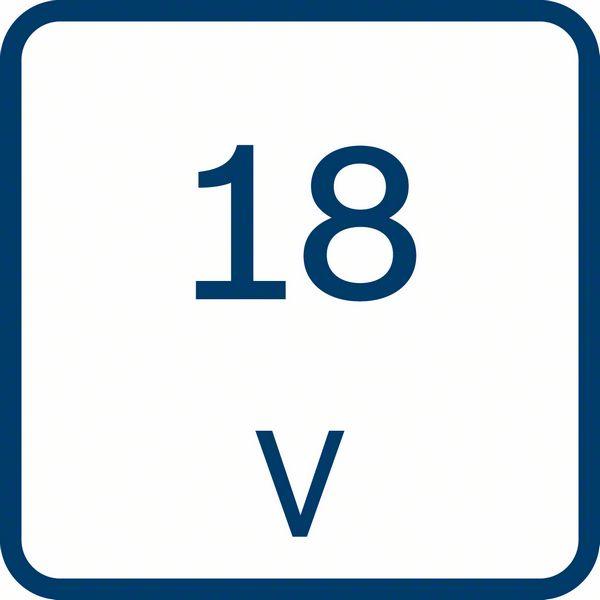 Bosch GWX 18V-10 18V napon
