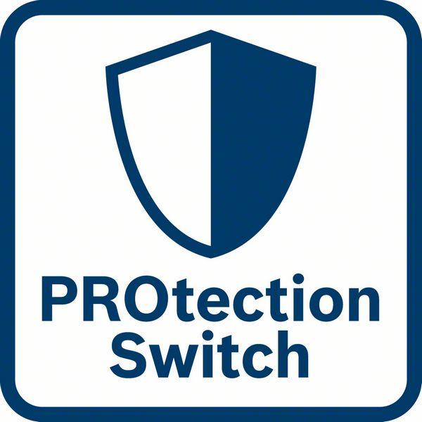 Bosch GWX 18V-10 PC PROtection sigurni prekidač
