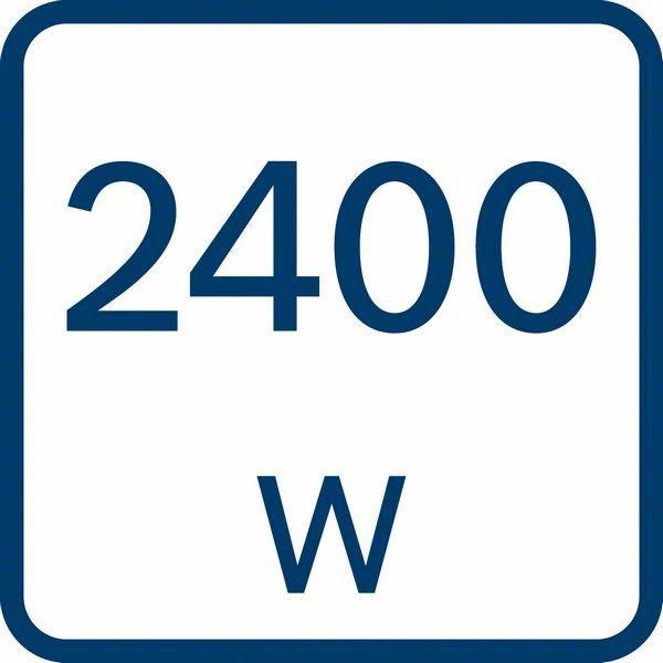Snaga 2400 W