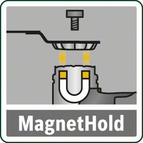 Bosch PMF 220 CE magnetni prihvat alata