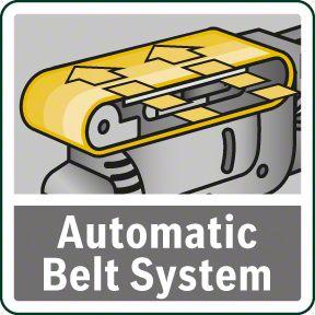 Bosch PBS 75 A automatski sistem trake
