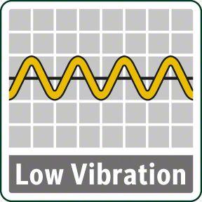 Bosch PST 650 smanjene vibracije