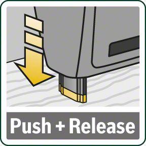 Bosch PTK 14 EDT kontrolisano okidanje udaraca