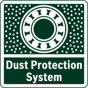 Bosch PWS 750-115 ugaona brusilica zaštita od prašine